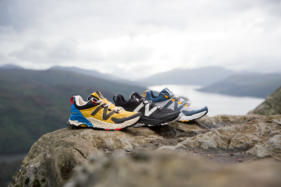 New Balance Fresh Foam Hierro V5 - Mood 3
