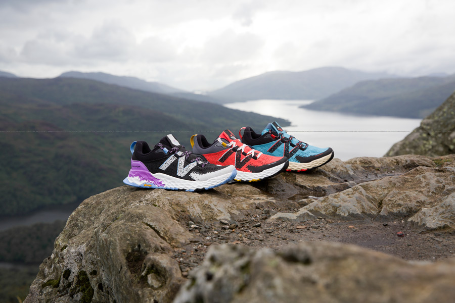 New Balance Fresh Foam Hierro V5 - Mood 4