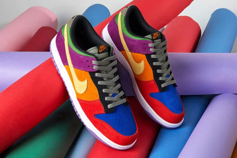 Nike Dunk Low Viotech (CT5050-500) 2019 - Mood 1