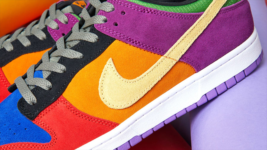 Nike Dunk Low Viotech (CT5050-500) 2019 - Mood 2