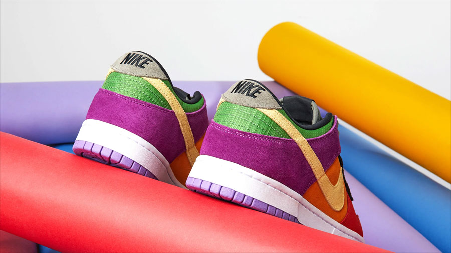 Nike Dunk Low Viotech (CT5050-500) 2019 - Mood 5