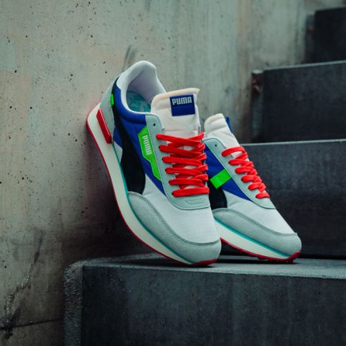 PUMA's FUTURE RIDER Ride On Brings Back 80s Vibes
