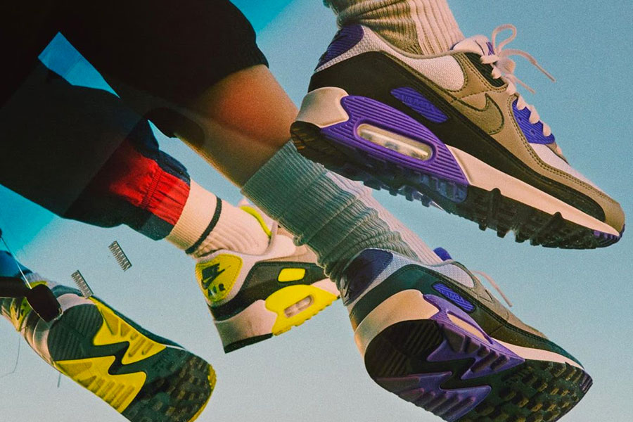 Nike Celebrates the 30th Anniversary of the Air Max 90