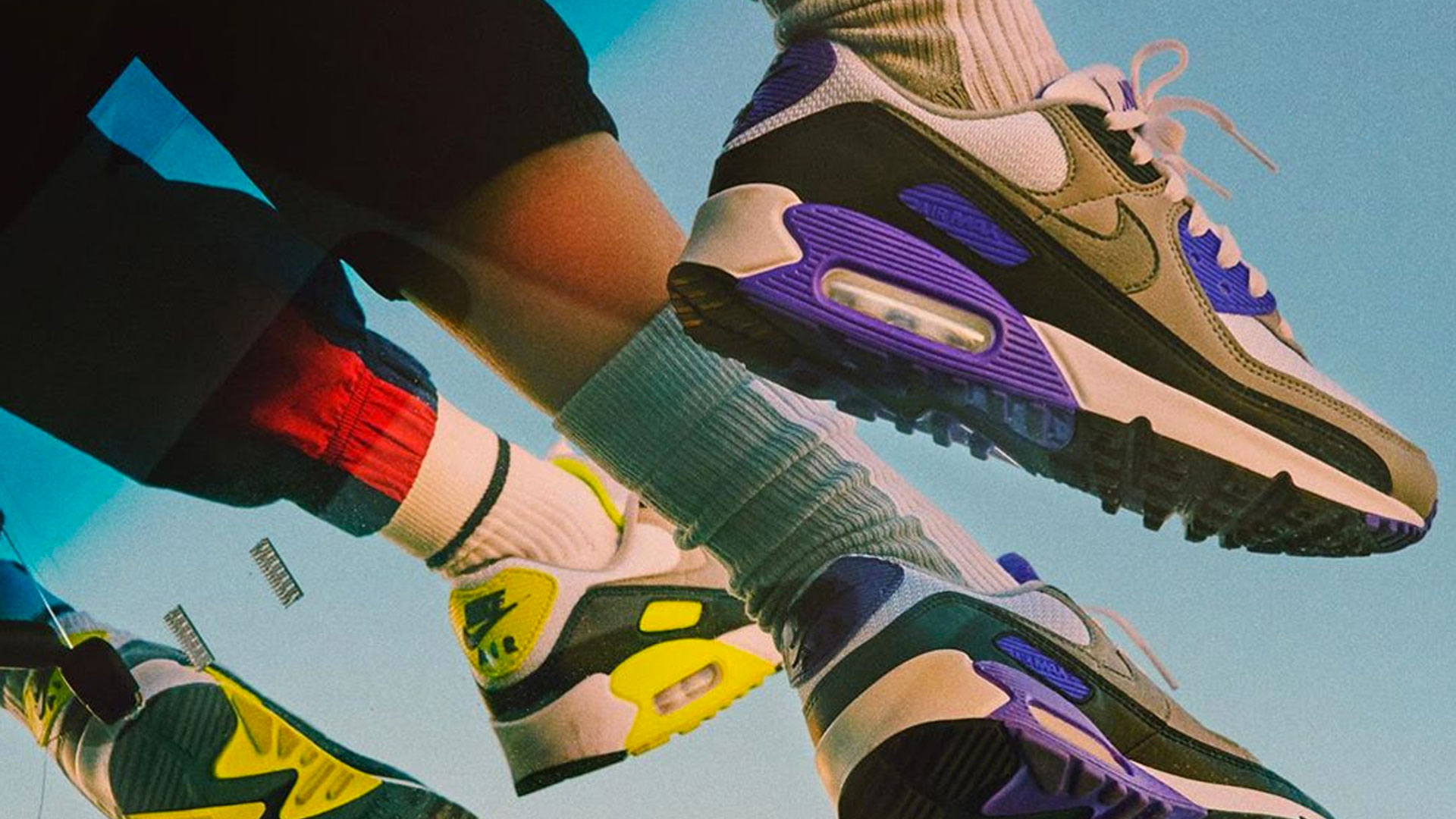 Nike Air Max 90 - January 2020 Colorways (Slider)