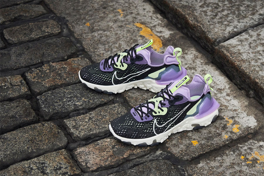 Nike React Vision DMSX DimSix (CD4373-002) Gravity Purple - Mood 1