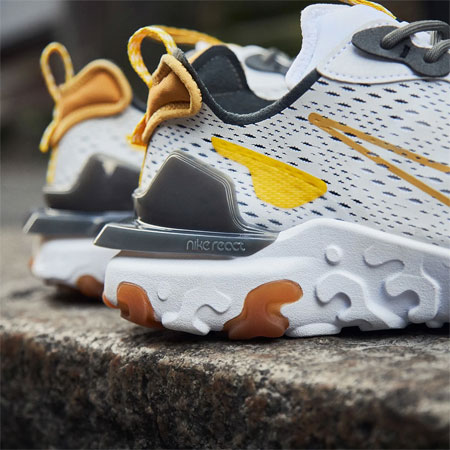 Nike React Vision DMSX DimSix (CD4373-100) Honeycomb - Mood 3