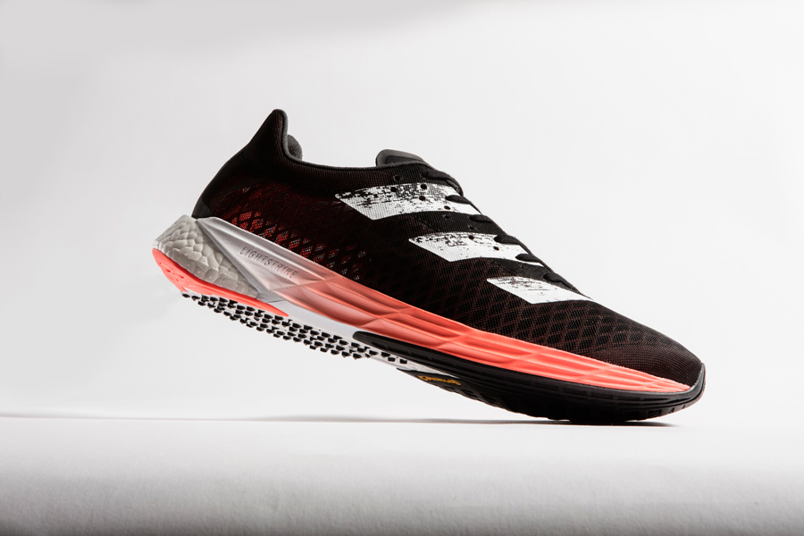 adidas Reaches New Levels of Speed With the adizero Pro