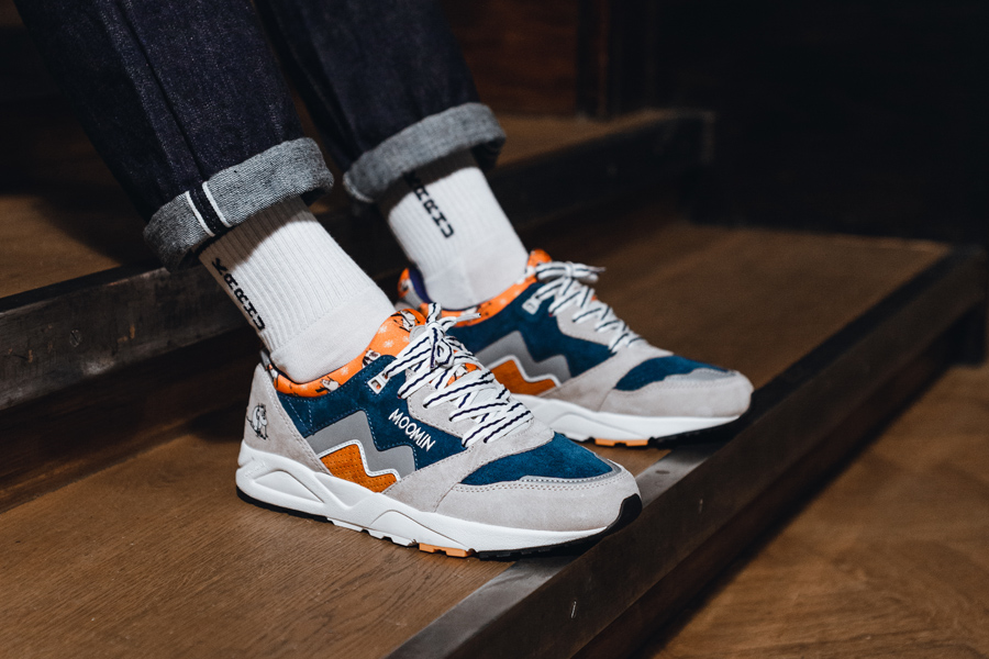 Karhu and the Moomins Present a Collaborative Aria 95