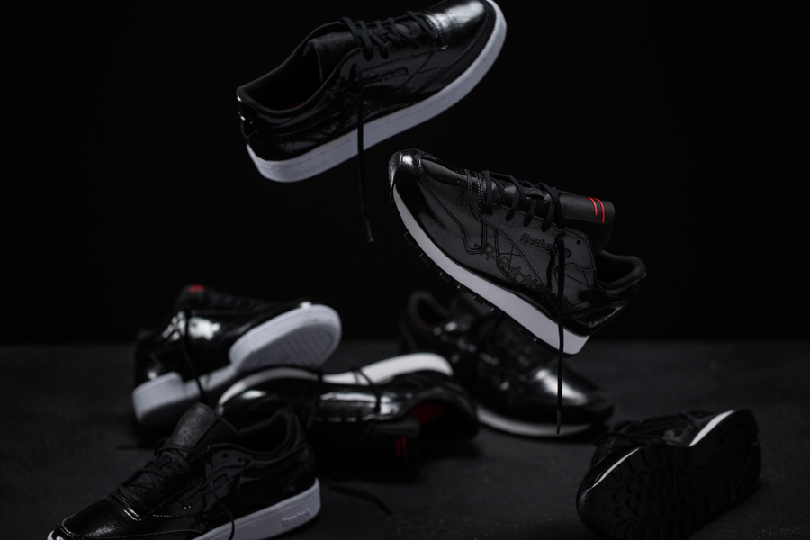 Reebok It's a Man's World Collection 2020 - Black