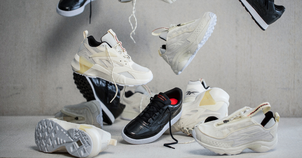 Reebok It's a Man's World Collection 2020 | Sneakers Magazine