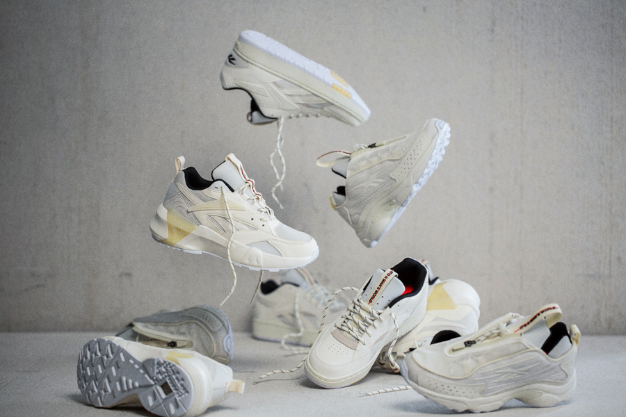 Reebok It's a Man's World Collection 2020 - White