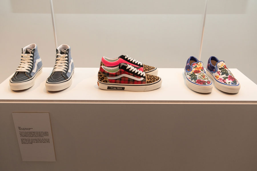 size 20th Anniversary - Converse Three Stages of Punk