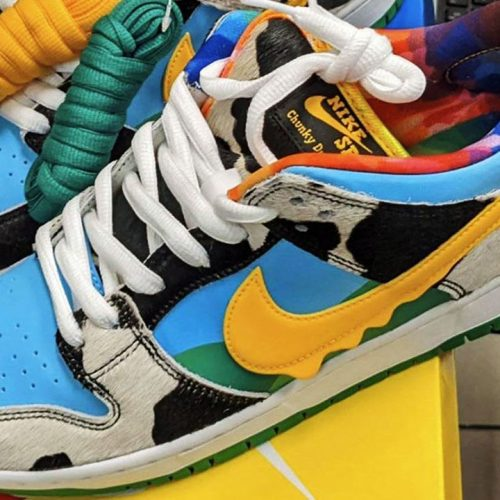 A First Look at the Ben & Jerry's x Nike SB Dunk Low