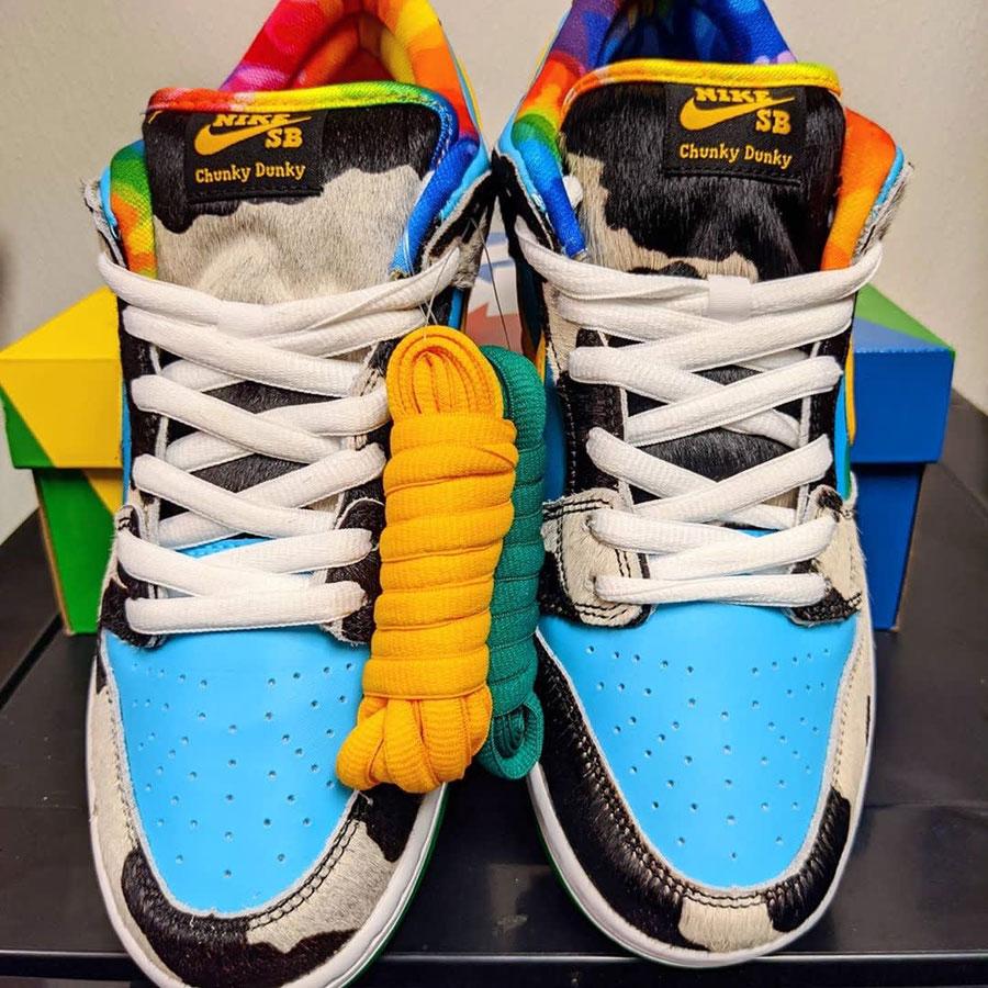 Ben & Jerry's x Nike SB Dunk Low Chunky Dunky - 4