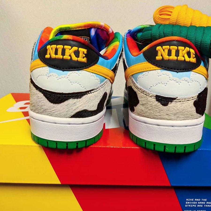Ben & Jerry's x Nike SB Dunk Low Chunky Dunky - 5