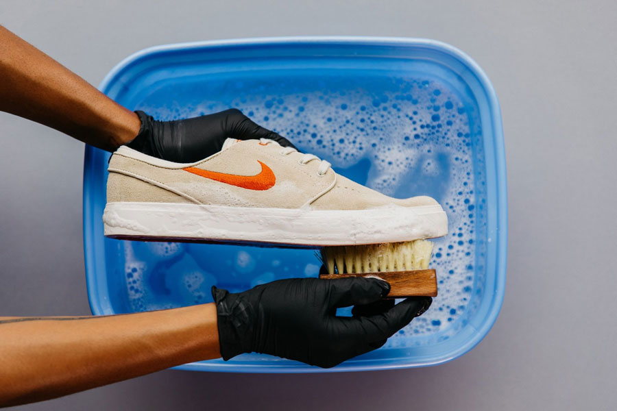 Cleaning Sneakers Nike