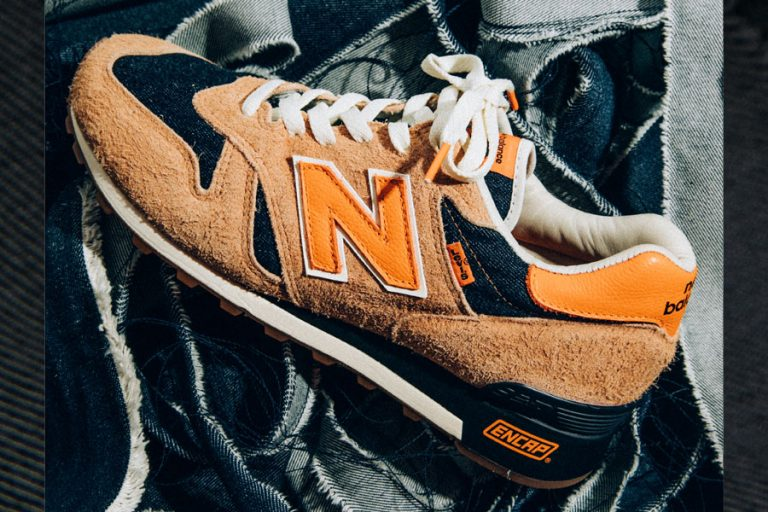 Levis x New Balance 1300 Made In US - Mood 1