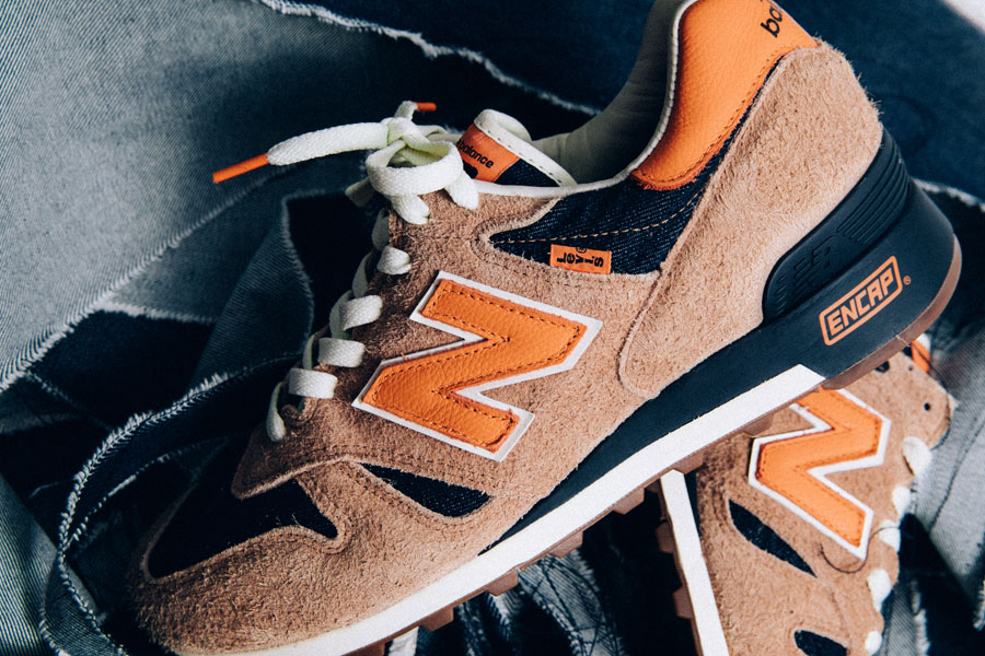 Levis x New Balance 1300 Made In US - Mood 2