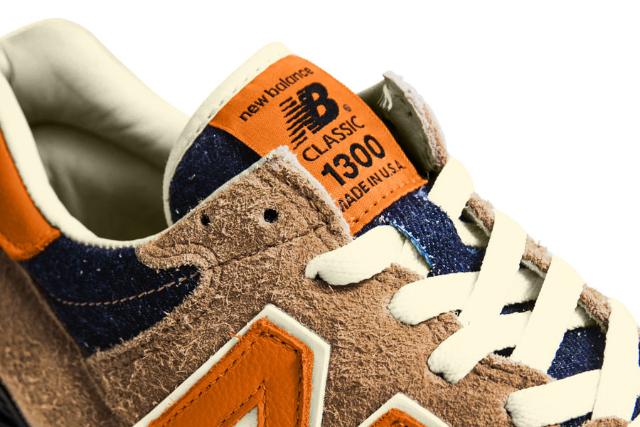 Levis x New Balance 1300 Made In US - Mood 4