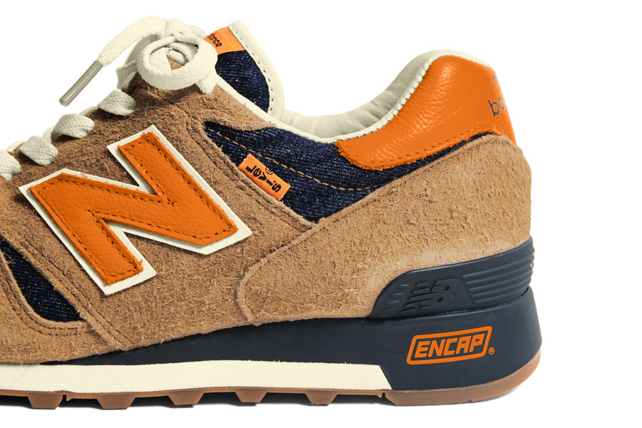 Levis x New Balance 1300 Made In US - Mood 5