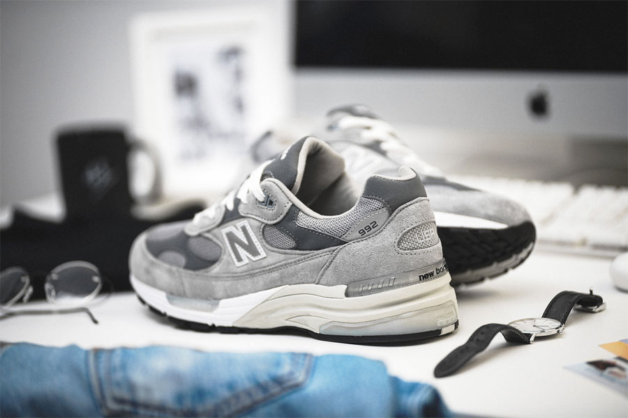 New Balance 992 One More Thing Pack - M992GR (3)
