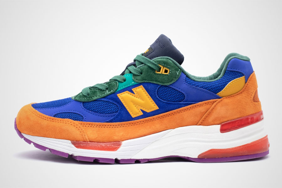 New Balance 992 One More Thing Pack - M992MC