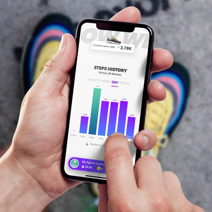 Aglet - Mobile Sneaker App (3)