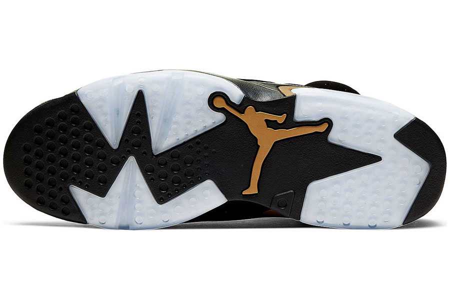 Air Jordan 6 Retro DMP (CT4954-007) - Sole