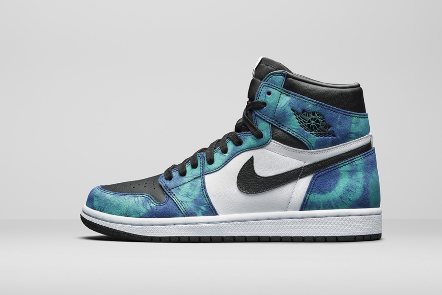 Nike Air Jordan 1 Retro High OG Women's Tie-Dye (CD0461-100)