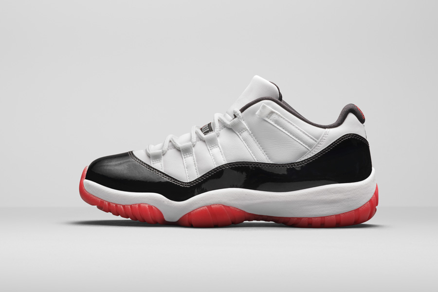 Nike Air Jordan 11 Retro Low Concord Bred (AV2187-160)