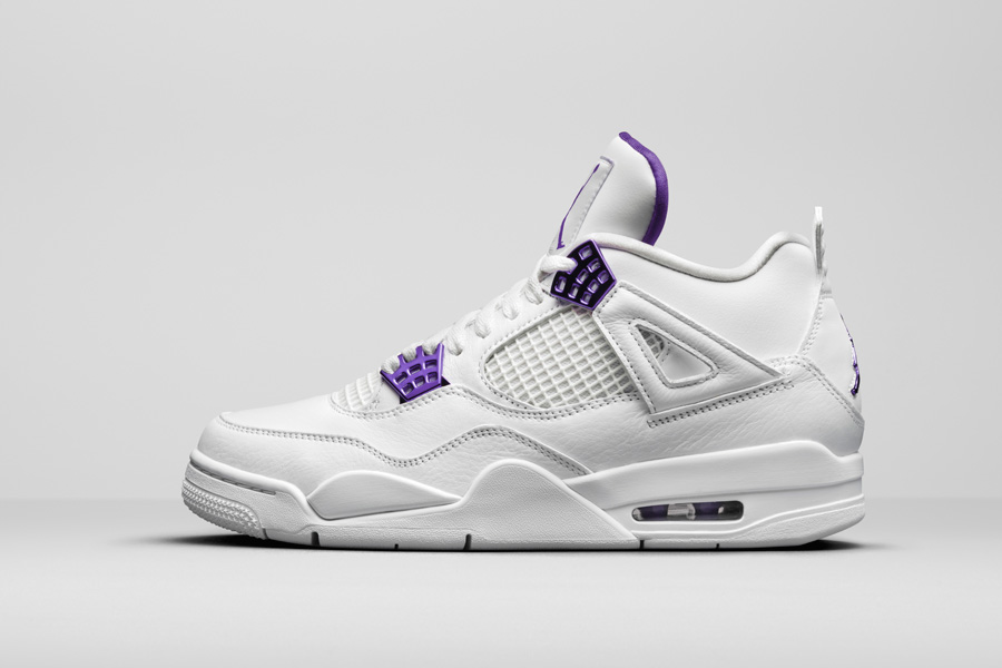 Nike Air Jordan 4 Retro Court Purple (CT8527-115)