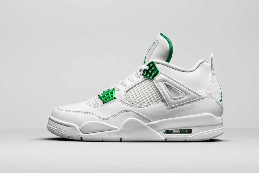 Nike Air Jordan 4 Retro Pine Green (CT8527-113)
