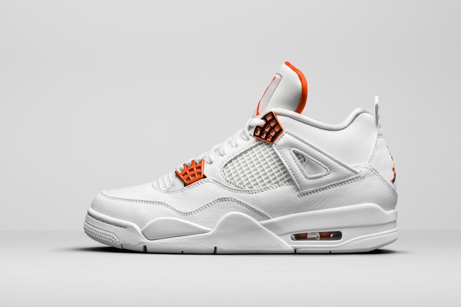 Nike Air Jordan 4 Retro Team Orange (CT8527-118)