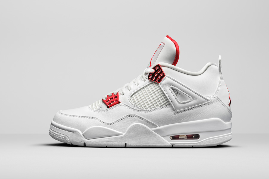 Nike Air Jordan 4 Retro University Red (CT8527-112)