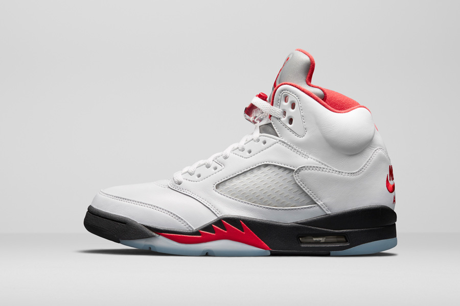Nike Air Jordan 5 Retro OG Fire Red (DA1911-102)