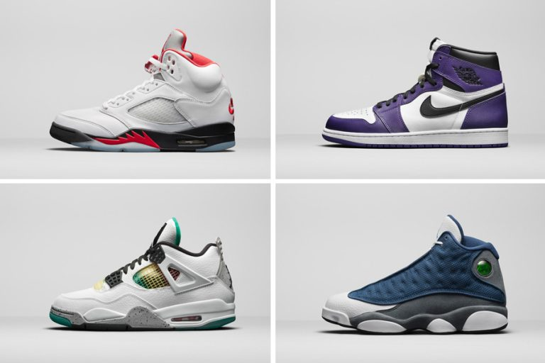Nike Air Jordan Summer 2020 Collection