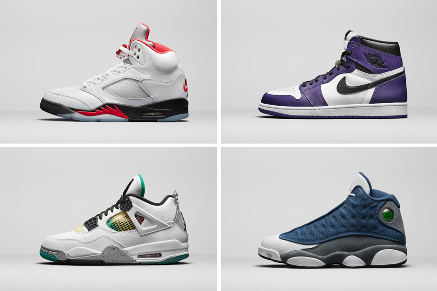Check out the Air Jordan Summer 2020 Line-Up