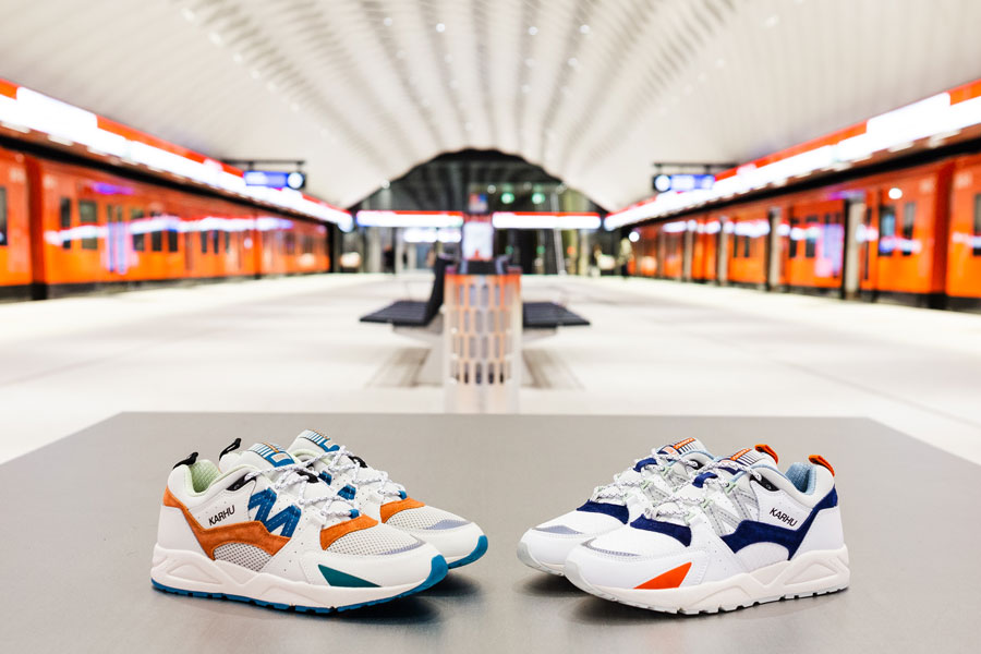 "Karhu Presents the Fusion 2.0 ""Metro Pack"""