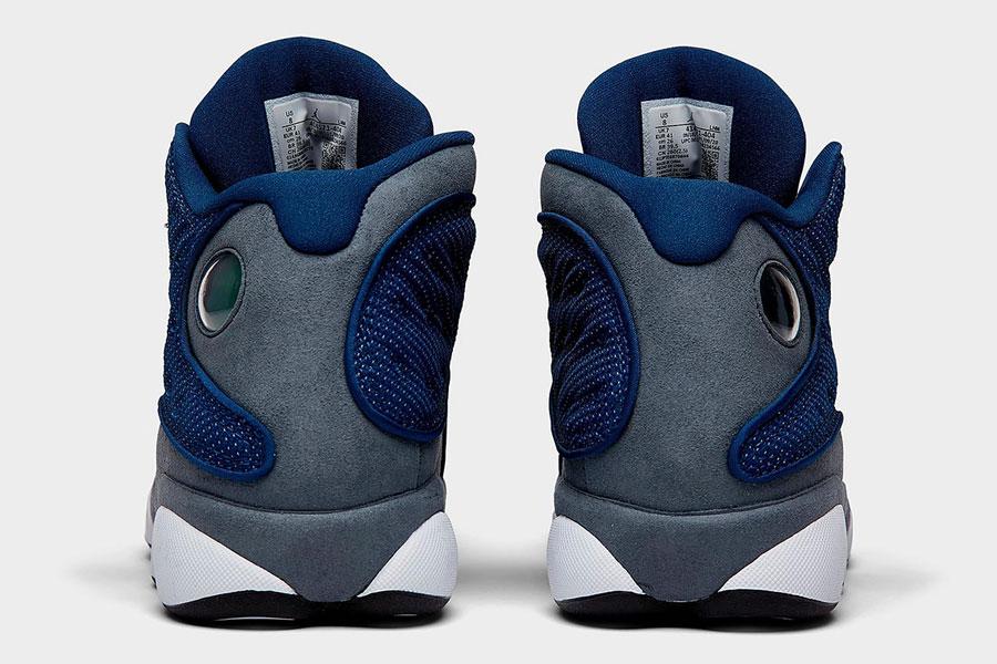 Nike Air Jordan 13 Retro Flint (414571-404) - Back
