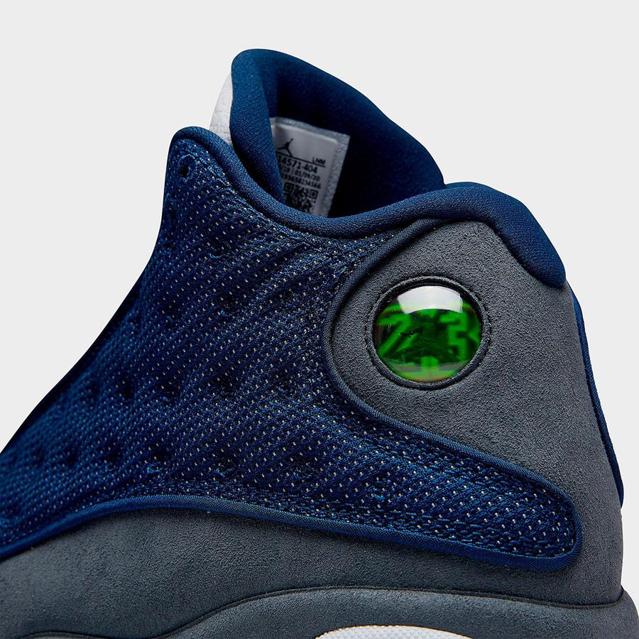 Nike Air Jordan 13 Retro Flint (414571-404) - Hologram