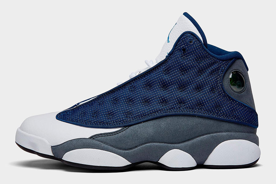 Nike Air Jordan 13 Retro Flint (414571-404) - Side