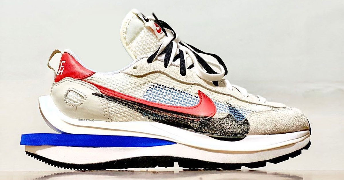 sacai x Nike Vaporwaffle – Summer 2020