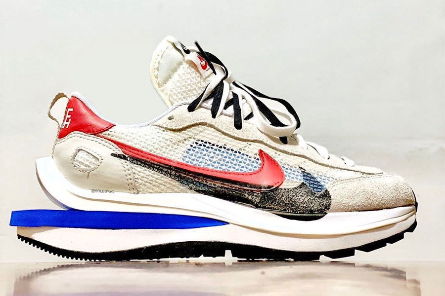 Check out This New sacai X Nike Vaporwaffle Colorway