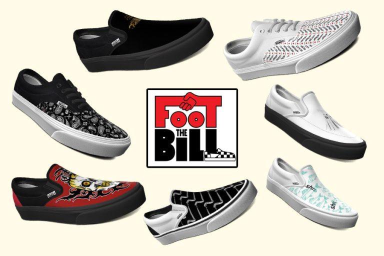 VANS - Foot The Bill (Slider)