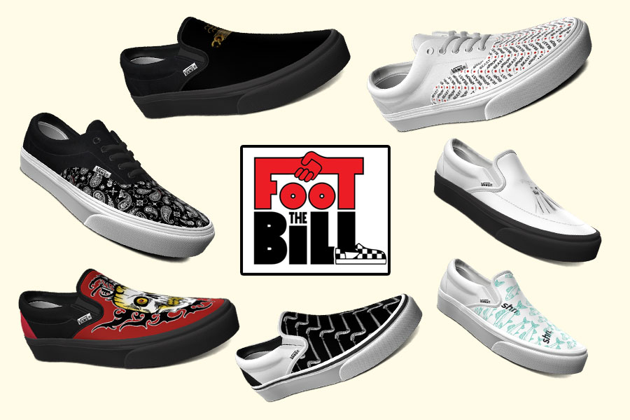 VANS Supports Local Skate Stores With Exclusive Sneakers