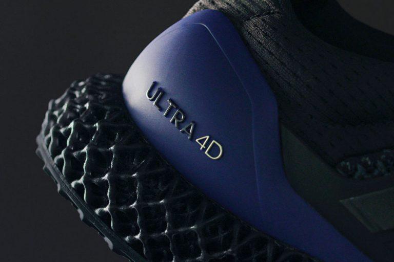 adidas Ultra 4D Black Purple (FW7089) - Title