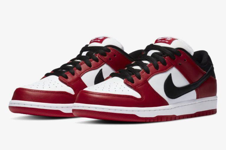 Nike SB Dunk Low Pro Chicago (BQ6817-600)
