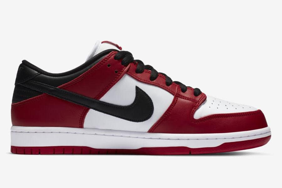 Nike SB Dunk Low Pro Chicago (BQ6817-600) - Right
