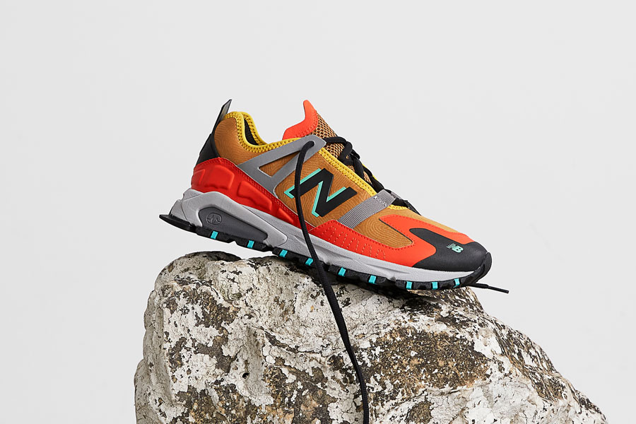 Explore the Outdoors With the New Balance X-Racer Utility