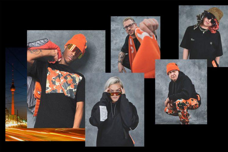 Jägermeister - Best Nights Streetwear Collection 2021